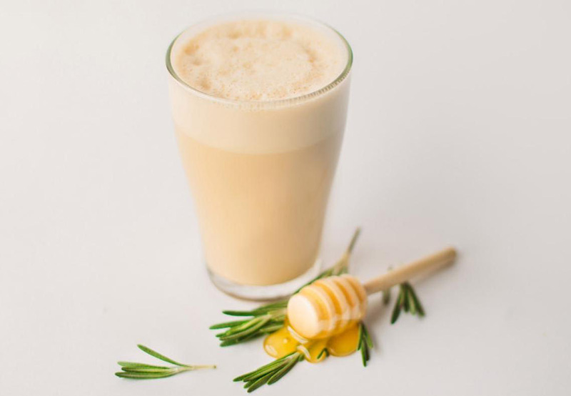 Кофе раф с мёдом – рецепт на сайте