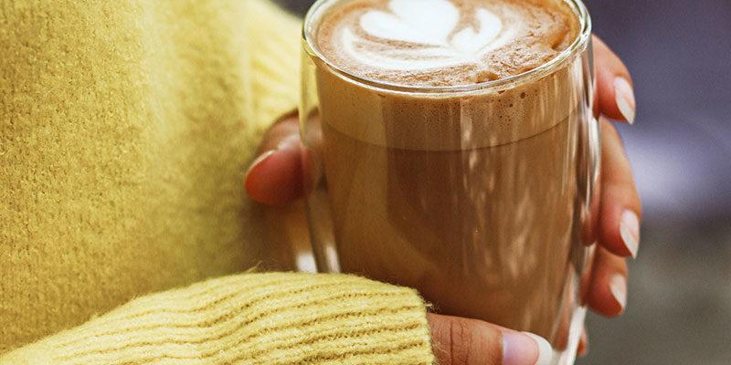 Раф кофе – что это? Рацепты кофе раф в домашних условиях