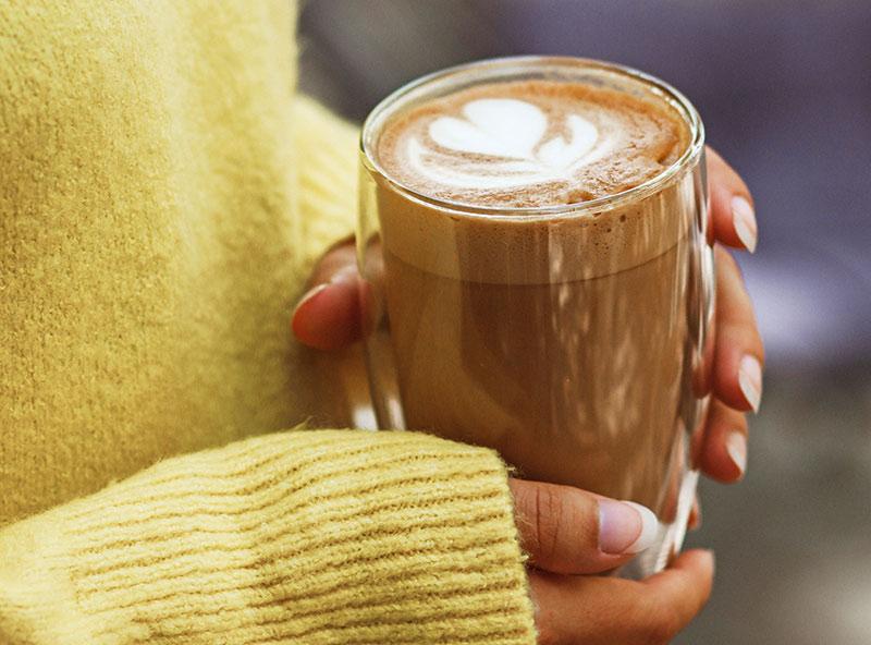 Раф кофе – что это такое и как готовится?